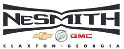NeSMITH CHEVROLET, BUICK, GMC IN CLAXTON, GA SIGNS ON AS TRACK SPONSOR